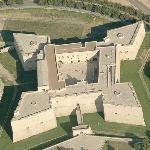 Castello Svevo di Barletta (Birds Eye)