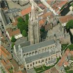 Notre Dame Church (Birds Eye)