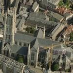 Saint Bavo Cathedral (Birds Eye)