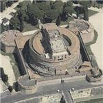 Castel San Angelo (Bing Maps)