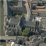 St-Michielskerk (Birds Eye)