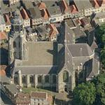 Sint-Gertrudiskerk (Birds Eye)