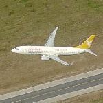 Boeing 737-86N Pegasus Airlines departing Oostende Airport