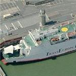 Traneuropa Ferry 'Gardenia' (Birds Eye)