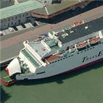 Transeuropa Ferry 'Larkspur' (Birds Eye)