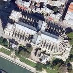Notre Dame de Paris (Bing Maps)