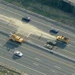 Highway cleanup