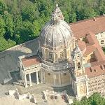 Basilica di Superga (Birds Eye)
