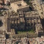 Sevilla cathedral (Birds Eye)