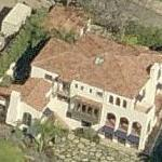 Hilary Swank's House (Birds Eye)