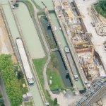 Dortmund-Ems Canal lock