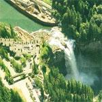 Snoqualmie Falls (Birds Eye)