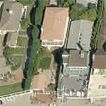 Paris Hilton Malibu Beach House (former) (Birds Eye)