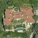 David & Victoria Beckham's house (Birds Eye)
