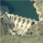 Big Dalton Dam (Birds Eye)