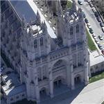 Washington National Cathedral (Birds Eye)