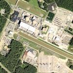 Surry Nuclear Power Plant (Bing Maps)