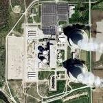 Byron Nuclear Generating Station (Bing Maps)