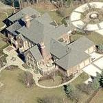 Reggie Miller's House (Birds Eye)