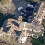 Rosie O'Donnell's House (former) (Birds Eye)