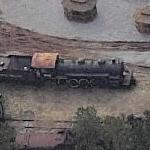 Steam locomotive (Birds Eye)