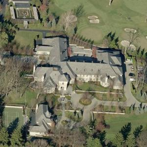 Mel Simon's House (Deceased) (Bing Maps)