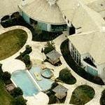 Deion Sanders' House (Birds Eye)