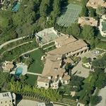 Barry Bonds' House (former) (Birds Eye)