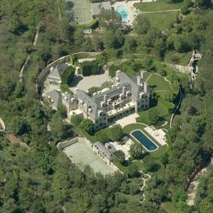 Avi Arad's House (Birds Eye)