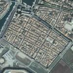 Aigues-Mortes (Bing Maps)