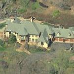 Allen Iverson's House (former) (Birds Eye)