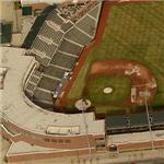 SBC Bricktown Ballpark (Birds Eye)
