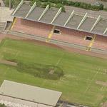 """""""Stadion an der Grünwalder Straße"""""""