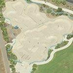 Robb Field Skateboard Park (Birds Eye)