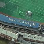 'P & C Stadium'