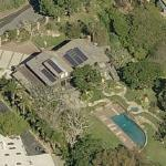 Anthony Kiedis' House (Birds Eye)