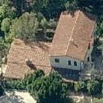 Anthony Kiedis' House (former) (Birds Eye)