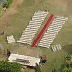 Wedding ceremony site (Birds Eye)