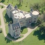 Abbadie castle (Bing Maps)