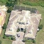 Keith Bogans' House (Birds Eye)