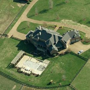 Sheryl Crow's House (Birds Eye)