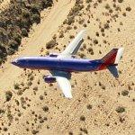 Southwest jet (Birds Eye)
