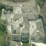 Rick Dees' House (Birds Eye)