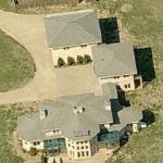 "Adam ""Pacman"" Jones' House (former) (Birds Eye)"