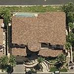 Nicolas Cage's House (Birds Eye)