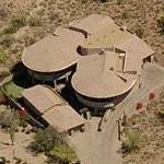 Danica Patrick's House (Birds Eye)