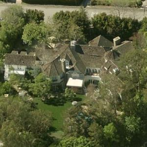 Adam Sandler's House (Birds Eye)
