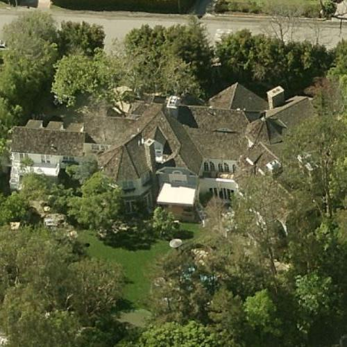 Adam Sandler's House in Los Angeles, CA (Google Maps) (#3 ...