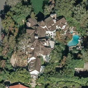 Adam Sandler's House (Bing Maps)