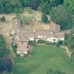 Steve Jobs' Home (Birds Eye)